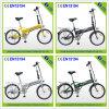 Popular 20 Inch 36V Electric City Bike Folding
