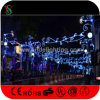 Outdoor Christmas Pole Mounted Lights for Street Decoration