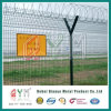 Airport Security Mesh Fence/Airport Security Fence with Barbed Wire