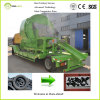 Dura-Shred High Efficiency Recycling Machine for Waste Tire (Mobile Plant)