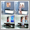 Advertising Aluminum Magic Mirror LED Light Box