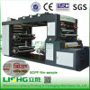 4 Colour PE Film Flexo Printing Machine for Printing Films