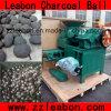 Leabon Coal/Iron Ball Making by Charcoal Ball Press Line