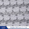 Chemical Embroidery Lace Fabric Dfs000313