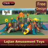 Ce Theme Park Children Outdoor Plastic Playground (12053A)
