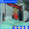 Fully Automated and Custom Electrostatic Powder Coating/Painting Line for Gas Engine