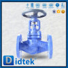 Didtek Euro Hot Sale DIN Bellow Globe Valve