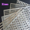Perforated Metal Aluminum Mesh Speaker Grille Sheet/Stainless Steel Material