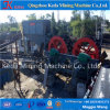 Sea Sand Desalting Machine, Sand Washer with Wheel Type