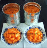 Best Selling Canned Mandarin Oranges with 3000g