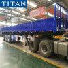 Titan 3 Axle Side Tipper Semi Trailer for Sale