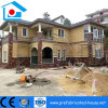 Steel Structure Luxury Villa with Strong Alc Cement Board as Wall Panel