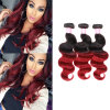 Ombre Color Peruvian Human Hair Body Wave 20inches