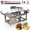 Food Processing Prepared Feeds Automatic Rejection Conveyor Belt Metal Detector