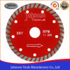 125mm Sintered Diamond Turbo Saw Blade for Genral Purpose