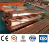 C11000 Copper Round (flat) Bar for Industrial Use
