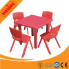 High Quality Plastic Square Table for Kids