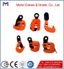 Plate Lifting Clamp with Chain Connector, Wide Working Load Limit