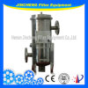 Stainless Steel Bag Filter Machine High Accuracy (DL-1P2S)