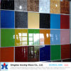 10mm Silkscreen Print Toughened Glass for Building/Construction