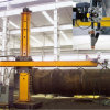 Column and Boom Type Automatic Welding Manipulator
