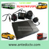WiFi Hard Drive in Car CCTV DVR and 4 HD 1080P Camera for School Bus Truck Taxi Boat CCTV Video Surveillance System