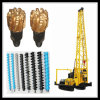 Multi-Funcational Trailer Type Water Well Drilling Rig with CE and ISO Certificated