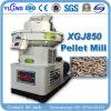 Vertical Ring Die Wood Pellet Press with Big Capacity