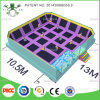 Customized Top Quality Large Indoor Fitness Trampoline Park