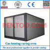 Assembled Powder Curing Oven with Gas Heating Power Low Price for Exporting