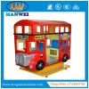 London Bus Kiddie Ride Swing Car Baby Car Arcade Game Machine for Sale