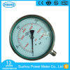 160mm All Stainless Steel Bottom Type 5800psi Manometer