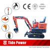 New 800kg Import Hydraulic System Mini Diggers Crawler Mini Excavators