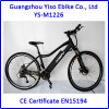 26 Inch Electric Mountain Bicycle with Down Tube Battery