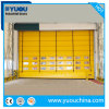Large Size Wind Resistant High Speed Folding up Door for Factory