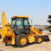 Loader and Backhoe with H Type out Riggers