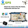 "7""Anti-Glare Car GPS Navigatior Carplay Android 7.1 for Audi A4 / Q5 / A5"