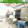 Hollow Wall Polyethylene Pipes Production Extrusion Line
