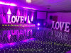 Wedding/Club/Party Decoration Starlit Portable LED Dance Floor for Sale