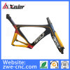 Carbon Fiber Cfrp Small Wheel Bike Rack 4-B