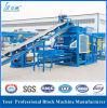 Manufacturer of Cement Concrete Tile Block Brick Making Machine