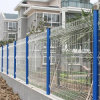 High Security Powder Coated Residential Fence