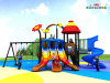 New Design Kids Commercial Plastic Playgrounds for Sale Kl-2016-011