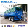 60t 4axle Cargo Transport Full Trailer for Sales