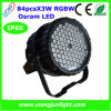 Outdoor Stage LED PAR Light RGBW IP65