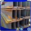 Structure Galvanized Welded H Type Section Steel