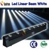 White Color 8 Pixel LED Linear Beam Bar Disco Light