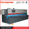 Durmapress QC12y-6*3200 Hydraulic Shearing Machine with E21s Controller, CNC Profile Cutting Machine, Iron Bar Cutting Machine