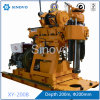 XY-200B Multi-function Diamond Core Drilling Rig