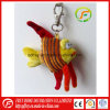 Cute Plush Fish Keychain Toy for Holiday Gift